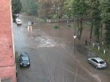Злива на вул.Жуковського 21.09.2017