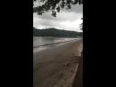Praia em Ubatuba Пляж в Убатубе