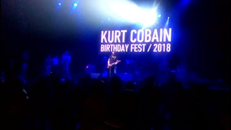 Kurt Cobain Birthday Fest 2018   20 фев   Театръ 1