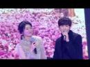 [HIT]KBS연기대상-박형식-남지현 베스트커플 수상! '썸' 듀엣 공연.141231