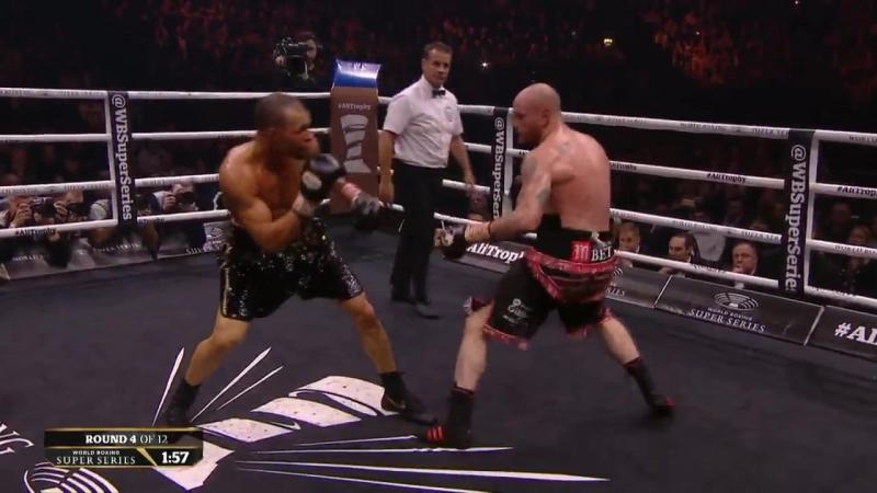 World Boxing Super Series Groves vs. Eubank Jr.