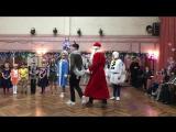 Краткий обзор новогоднего спектакля клуба Ронд