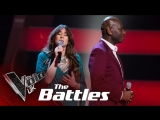 Jade Williams vs Wayne Ellington - What About Us? (The Voice UK 2018)