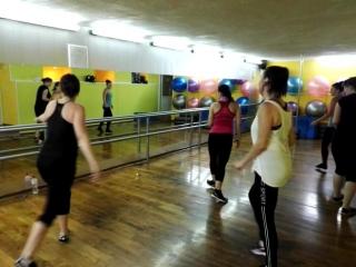 Тренировка Танцевальная аэробика, зумба