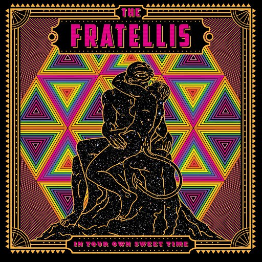 The Fratellis альбом In Your Own Sweet Time