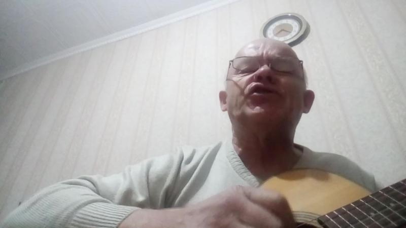 Лишь потому что падает листва....Слова Евгений Одаев муз.и испол.Бахтин Н.