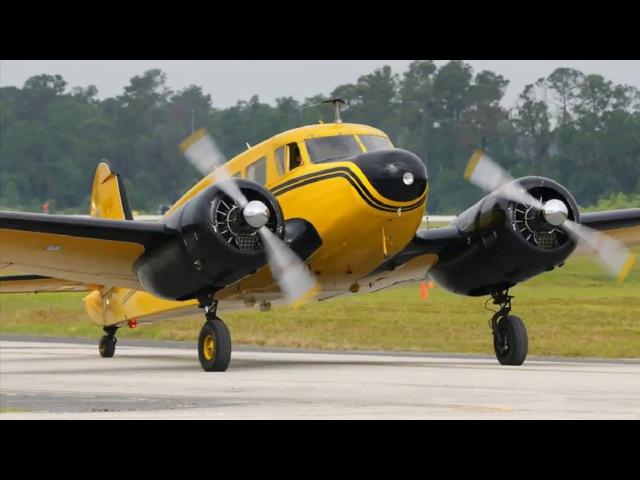 легкий двухмоторный самолет, cessna UC 78