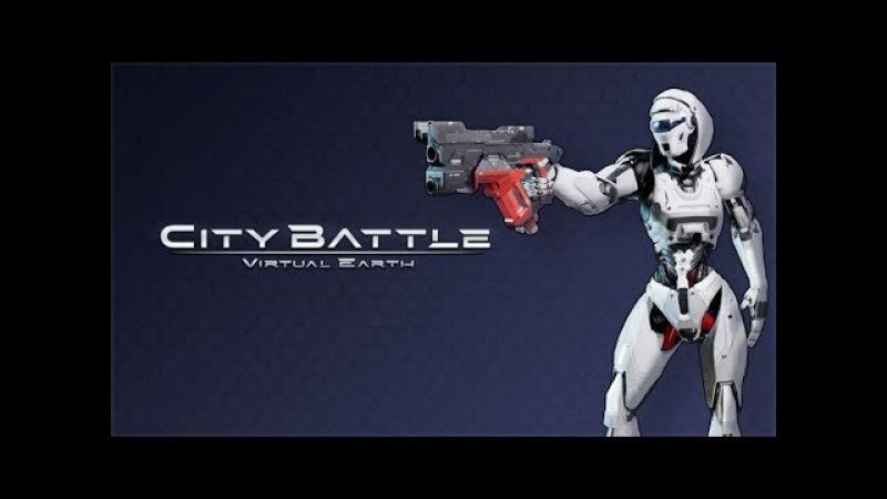 CityBattle Virtual Earth ЗБТ(CBT) взгляд изнутри