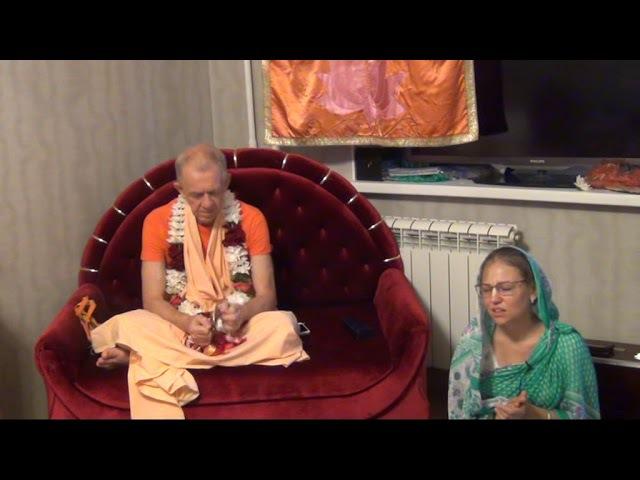 BVV Narasimha Swami, BG 3.43 Blagoveshchensk 17.08.2017