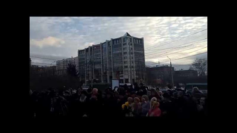 Открытие памятника Михаилу Годенко