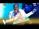 The Voice 2018 Blind Audition - Rayshun LaMarr Dont Stop Believin