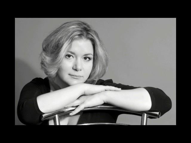 Ирина Куликовская. К.Сен-Санс, Самсон и Далила, ария Далилы