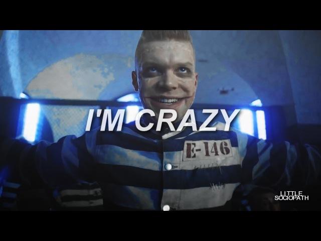 Jerome valeska i'm crazy