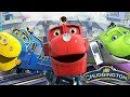 Мультики про поезда - Веселые паровозики из Чаггингтона - Все серии подряд - Сборник видео для детей