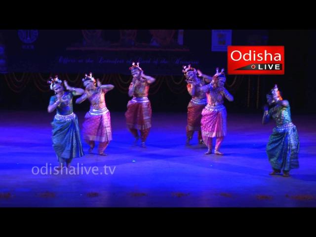 Mahari Dance - Sriradha Sangare - Hori Khela - Mahari Nritya Samaroha - 2013