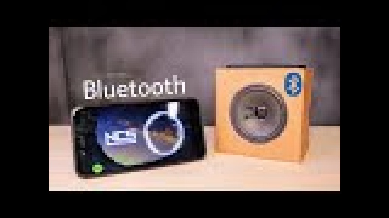 How to Make Bluetooth Speaker at Home using Cardboard box - Remote Controlled