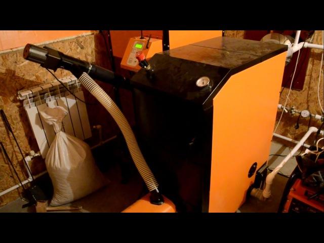 Пеллетный котел «Пересвет-20ВС» с механической очисткой колосников горелки - видео работы. » Freewka.com - Смотреть онлайн в хорощем качестве