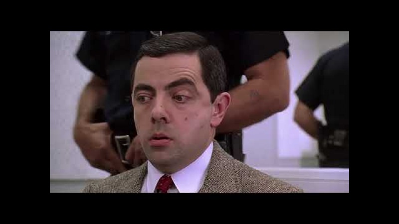 Bean vs the Police | Funny Clips | Mr Bean Official