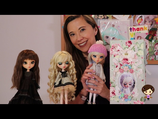 Custom Pullip Artist Spotlight - Eniva Queen