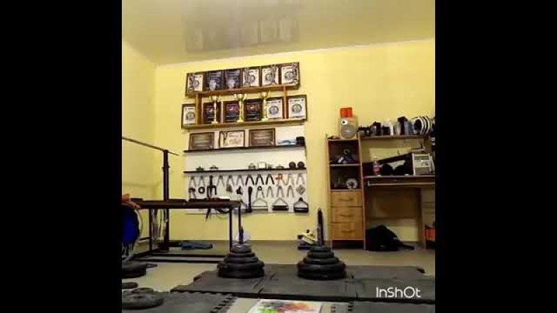 Vitaliy Bobyrev simultaneous lifting of hubs - 40,2 kg 40,2 kg