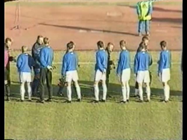 Ротор 0-0 Зенит / 10.03.2001 / Высшая Лига