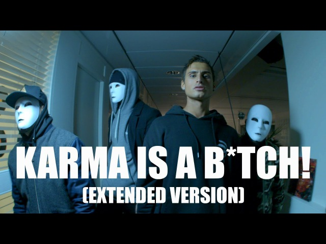 Samir Badran – Karma is a Bitch (Extended Version)