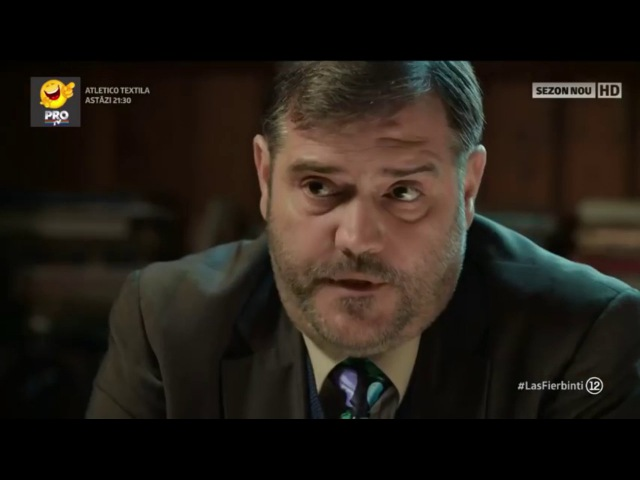Las Fierbinti - Sezonul 11 Episodul 19