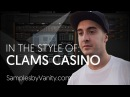CLAMS CASINO Tutorial: In The Style Of Vol.13 - Clams Casino Sample Pack (Palace Remake)