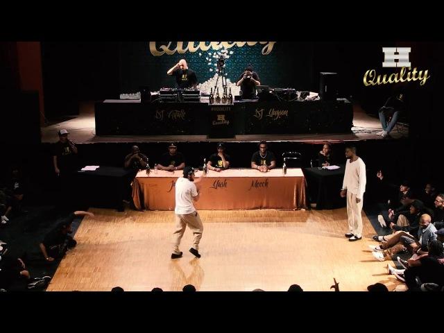 H Quality 6 | 1/4 Finale Pop | MISTER MED vs MATTHEWZ BROWN | Danceproject.info