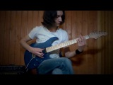 Joe Satriani - Always with me, always with you (cover by VM)