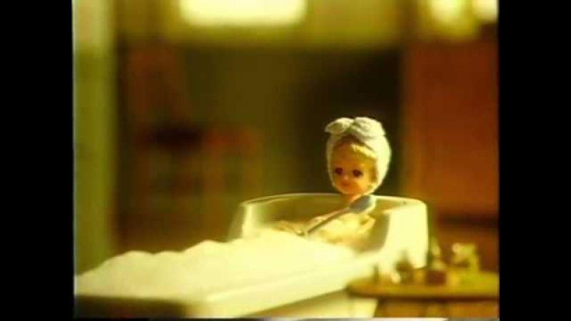 Jenny Pretty Time - Doll Spot - 1992-93