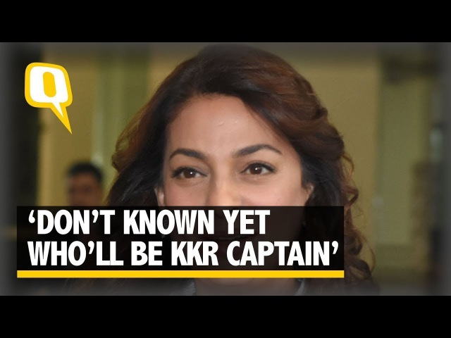 KKR Trying to Make Strong Team for Next 3 Years: Juhi Chawla | The Quint