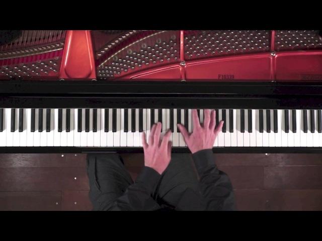 Debussy 'Clair de Lune' Paul Barton FEURICH 218 grand piano