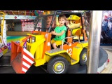 Bad Baby indoor playground Family Fun Play children song Nursery Rhymes song for kids Compilation
