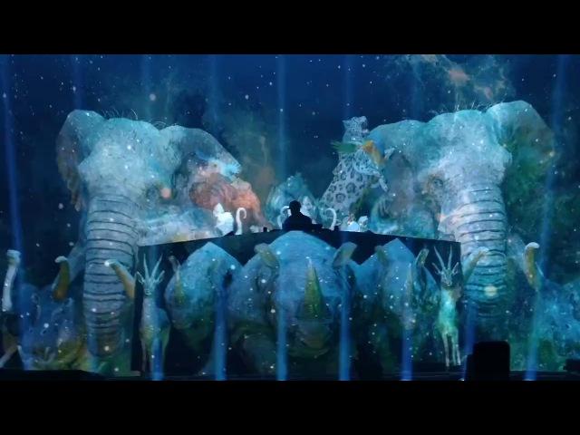 Excision - Paradox Tour Detroit Day 1 Video 7