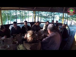 Встреча в Тюмени. Автопробег НОД Большая Россия - Крестный ход Державный покров.