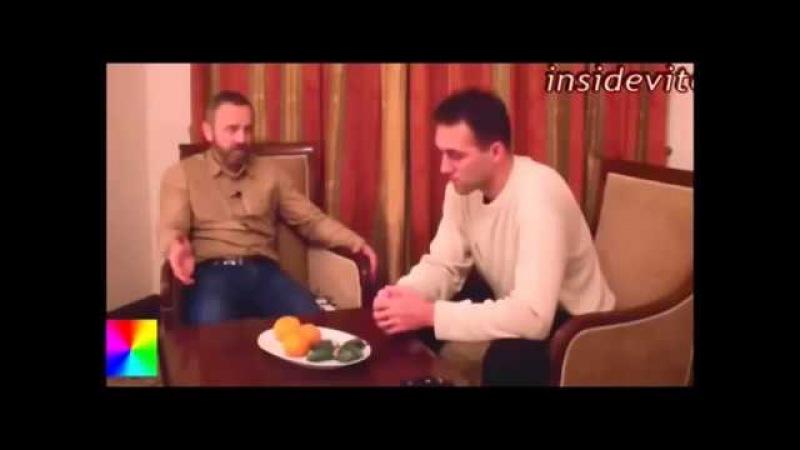 Сергей Данилов Людям надо понять Путина, то что он делает, его основную миссию