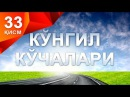 Kongil kochalari 33 qism Ozbek serialuzbek kino/Кўнгил кўчалари 33 қисмўзбек сериалўзбек кино