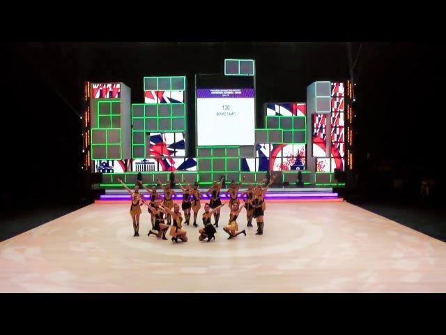 Всероссийские соревнования по акробатическому рок-н-роллу RocknRoll Co 03.11.17г