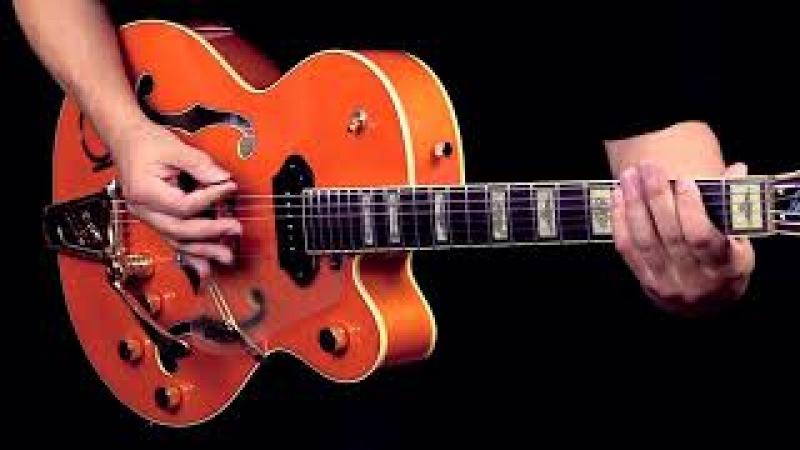 Gretsch G6120 Eddie Cochran Signature Model Guitar Demo
