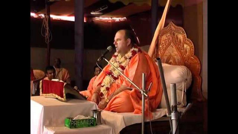 HH Jayapataka Swami, Gourpurnim Lecture CC Adi 3.52 English, 2007.03.03