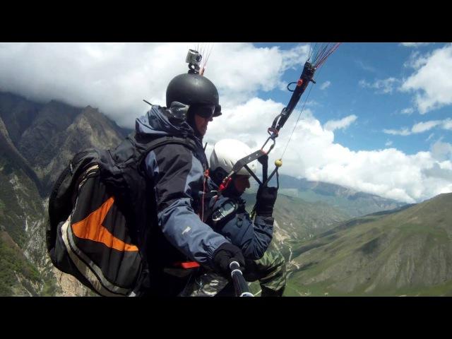 Обучение полетам на параплане. » Freewka.com - Смотреть онлайн в хорощем качестве