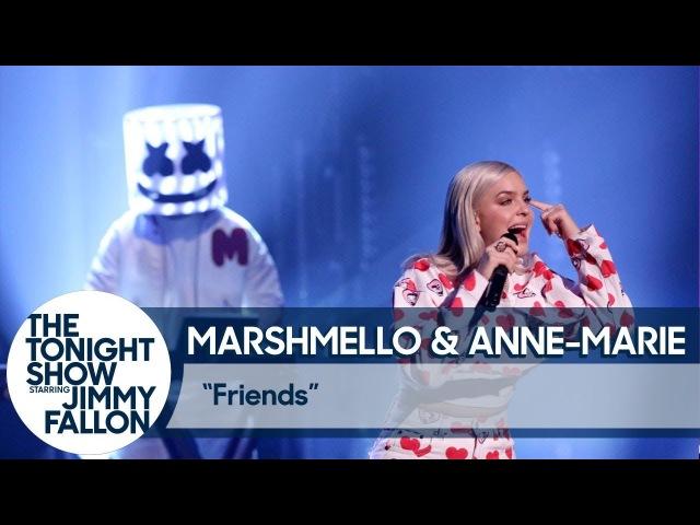Marshmello Anne-Marie - Friends