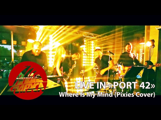 Кавер-группа Алые Паруса - Where is my mind (Pixies cover)