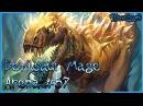 Mage Arena 57 Близнецы Дьявозавры Часть 1