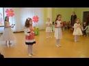Замечательная песня и танец с ложками Бабушка, испеки оладушки, 8 МАРТА в детском саду