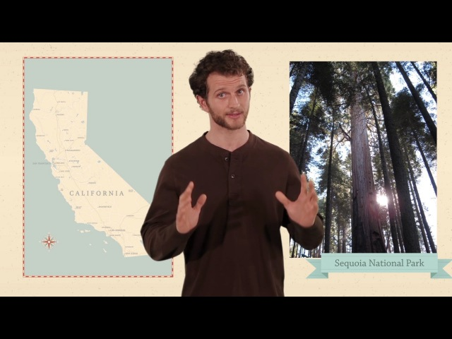 California - 50 States - US Geography