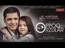 Anvar Sobirov - Ketdi | Анвар Собиров - Кетди (Oppoq orzular filmiga soundtrack)