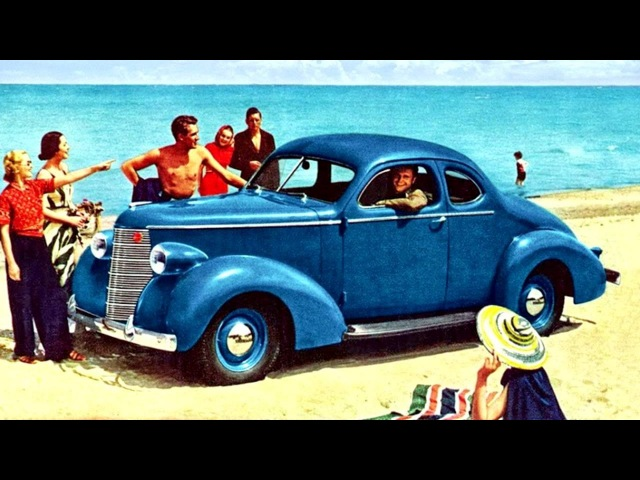 Studebaker Commander Coupe 7A '09 1937–07 1938
