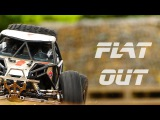 Axial yeti FLAT OUT IN THE PARK